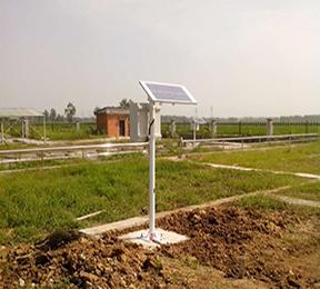 标准土壤墒情监测站