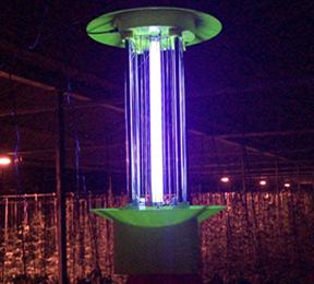 频振式杀虫灯
