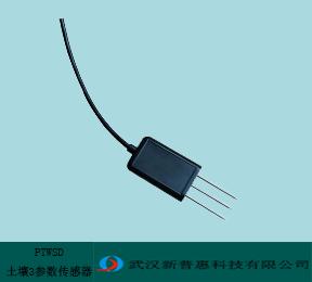 PHWSD-T 土壤3参数传感器(土温  土湿  电导率)