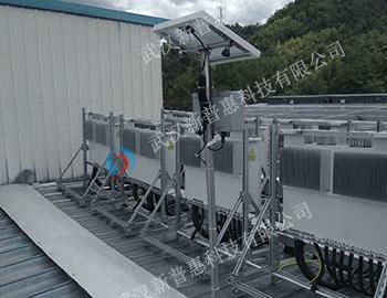 浙江太阳能背板温度监测项目
